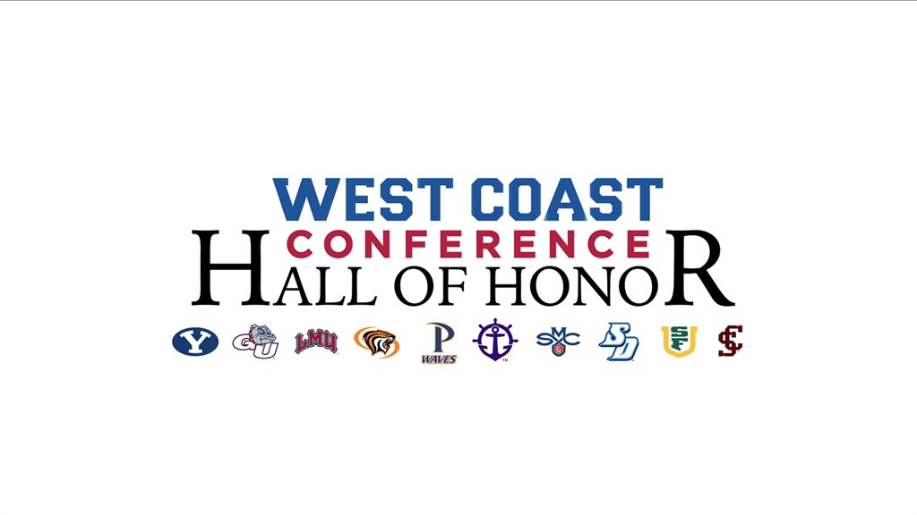 West Coast Conference Announces 2019 Hall of Honor Class - West
