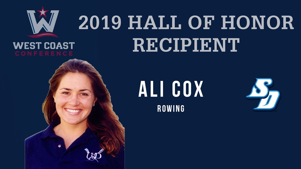 2019 Hall of Honor Profile - San Diego - West Coast